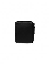 Comme des Garçons portafoglio nero SA2100VB senza logo prezzo
