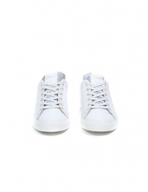 Leather Crown WLC06-613 sneakers bianche e argento calzature donna acquista online