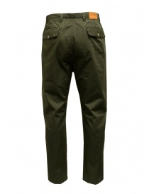 Camo Tyson green pants with front military pockets