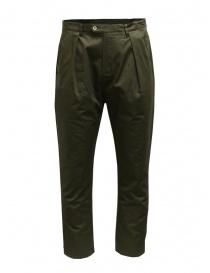 Camo Comanche green trousers online