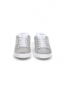 Leather Crown MLC06-671 sneakers grigie scamosciate calzature uomo acquista online