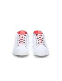 Leather Crown MLC06-604 sneakers bianche rosse blu calzature uomo acquista online