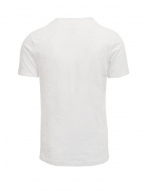 Selected Homme t-shirt bianca in cotone organico