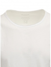 Selected Homme white organic cotton t-shirt price