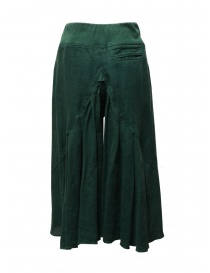 Pantalone Kapital colore verde scuro