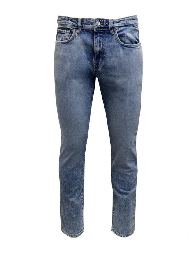 Selected Homme light blue jeans 16078141 LIGHT BLUE DENIM mens jeans online shopping