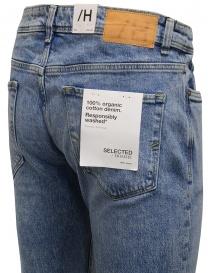 Selected Homme light blue jeans mens jeans buy online