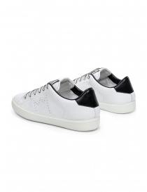 Leather Crown M_LC06_20101 white leather sneakers price
