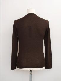Adriano Ragni brown pullover