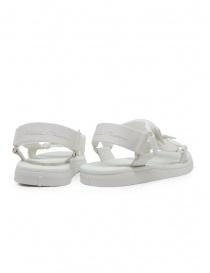 Melissa + Rider white PVC sandals price