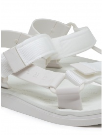 Melissa + Rider white PVC sandals womens shoes buy online