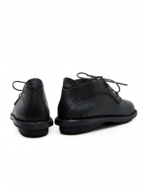 Trippen Escape lace-up shoes in black leather price