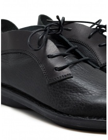 Trippen Escape lace-up shoes in black leather womens shoes buy online