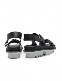 Trippen Back sandals in black leather price