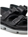 Trippen Back sandals in black leather BACK F WAW BLACK buy online