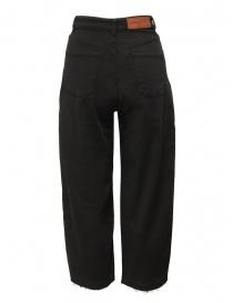 Avantgardenim baggy black jeans