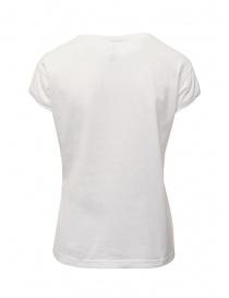 European Culture t-shirt bianca in cotone