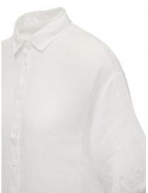 European Culture white half sleeve shirt price