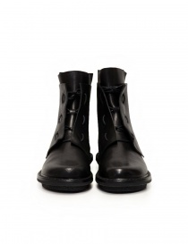 Trippen Solid black ankle boots womens shoes buy online