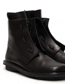 Stivaletto Trippen Solid nero calzature donna prezzo