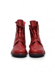 Stivaletto Trippen Solid rosso calzature donna acquista online