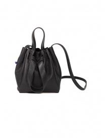 D'Ottavio DOT Line bucket in black leather online