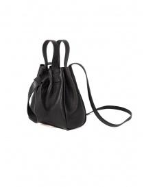 D'Ottavio DOT Line bucket in black leather