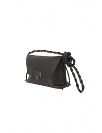 D'Ottavio Dot Line D08 black shoulder clutch bag