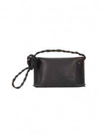 D'Ottavio Dot Line D08 black shoulder clutch bag price