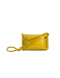 D'Ottavio Dot Line D08JR bag junior yellow shoulder clutch