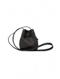 D'Ottavio DOT Line mini bucket in black leather price
