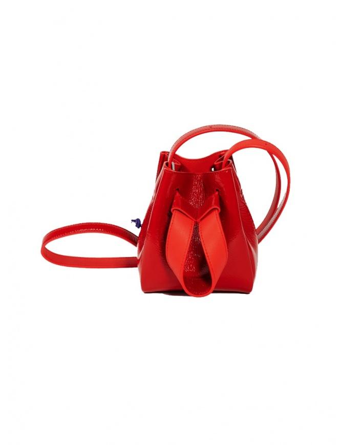 D'Ottavio Dot Line junior bucket glossy red D29JRNK300VO301 bags online shopping