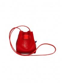 D'Ottavio Dot Line junior bucket glossy red
