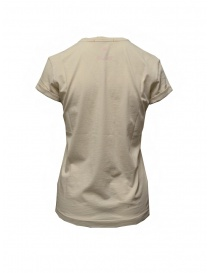 Parajumpers Unique T-shirt bianca con stampa PJS