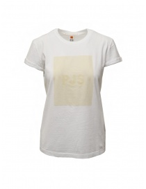 Parajumpers Leta white T-shirt with front print online