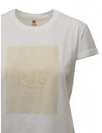 Parajumpers Leta T-shirt bianca con stampa frontale prezzo