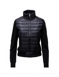 Parajumpers Rosy bomber jacket in black fleece and down jacket online