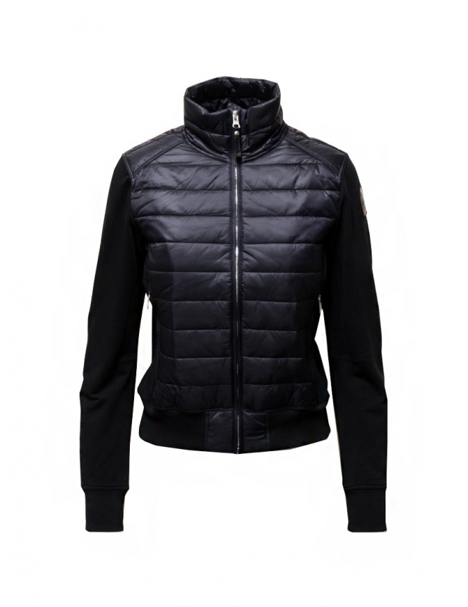 Parajumpers Rosy bomber jacket in black fleece and down jacket PWFLEFP32 ROSY PENCIL womens jackets online shopping