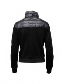 Parajumpers Rosy bomber jacket in black fleece and down jacket price