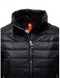 Parajumpers Rosy bomber jacket in black fleece and down jacket womens jackets buy online