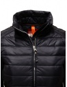 Parajumpers Rosy bomber jacket in black fleece and down jacket PWFLEFP32 ROSY PENCIL buy online