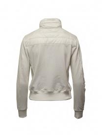 Parajumpers Rosy giacca bomber bianca in felpa e piumino prezzo