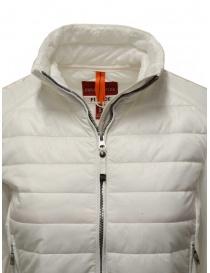 Parajumpers Rosy giacca bomber bianca in felpa e piumino giubbini donna acquista online