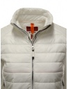 Parajumpers Rosy white bomber jacket in fleece and quilt PWFLEFP32 ROSY WHT CREAM buy online