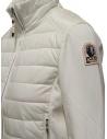Parajumpers Rosy giacca bomber bianca in felpa e piumino prezzo PWFLEFP32 ROSY WHT CREAMshop online