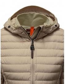 Parajumpers Juliet extra light ecru down jacket womens jackets price