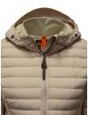 Parajumpers Juliet extra light ecru down jacket price PWJCKSL35 JULIET ECRU shop online