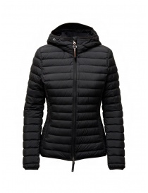 Parajumpers Juliet black ultralight hooded down jacket online