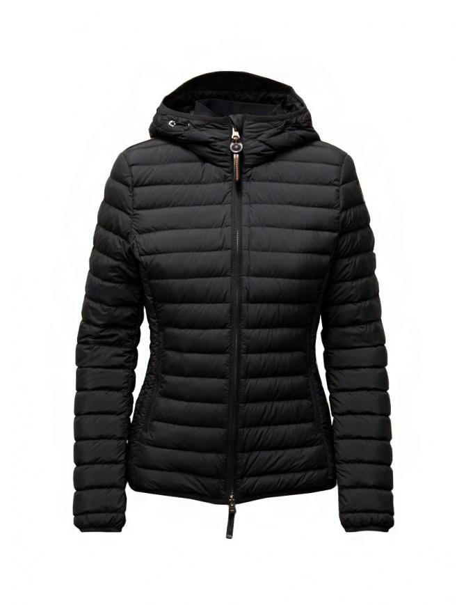 Parajumpers Juliet black ultralight hooded down jacket PWJCKSL35 JULIET BLACK womens jackets online shopping
