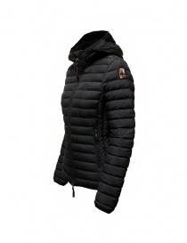 Parajumpers Juliet black ultralight hooded down jacket price